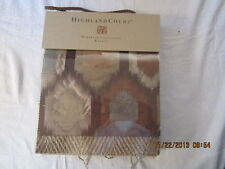 Highland Court Marakesh Collection WALNUT Book of Fabric Swatches - Swatch