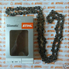 "15"" 37cm Genuine Stihl RS3 Chainsaw Chain MS390 MS391 3/8"" 56 DL Tracked Post"