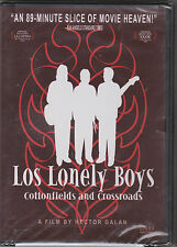 "*DVD-LOS LONELY BOYS-""Cottonfields-Crossroads"" Tejano Tex Mex DVD SEALED"
