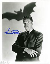 REPRINT - VINCENT PRICE 2 horror legend autographed signed photo copy