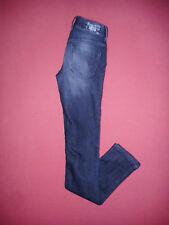 Diesel Livier Super delgado Jeggings-Damas Jeans Denim Gris-W24 L32-B917