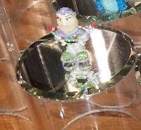 NEW Disney Parks Arribas Swarovski® Crystal BUZZ LIGHTYEAR Jeweled Mini Figure
