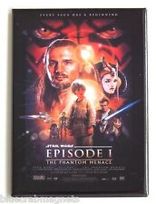 Star Wars: The Phantom Menace FRIDGE MAGNET (2.5 x 3.5 inches) movie poster