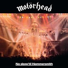 Motorhead - No Sleep 'Til Hammersmith Vinyl LP IN STOCK NEW/SEALED
