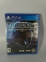 Star Wars Battlefront 2 Elite Trooper Deluxe Edition, Electronic Arts, PS4