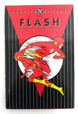 DC Archive Editions The Flash Volume 4 NM Hardcover