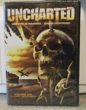 Uncharted (DVD, 2009) RARE HORROR THRILLER BRAND NEW