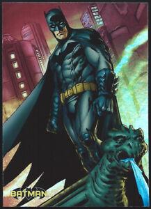 Cryptozoic/DC Comics 2012 Batman The Legend FOIL PARALLEL CARD #1....BATMAN