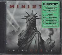 MINISTRY / AMERIKKKANT * NEW CD 2018 * NEU *