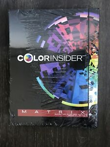 Matrix ColorInsider HAIR swatch book Extended Length