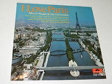 rare LP I LOVE PARIS alfred hause his orchestra POLYDOR 179 095 SPECIAL EDITION