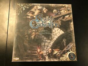 Guilds of Cadwallon Special Kickstarter Edition with extra content & Game Board