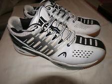 Head Mens Radical Pro II Indoor M Tennis Shoes Trainers White Black 272881 UK 12