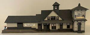 HO L&N station/depot Tuscumbia, AL