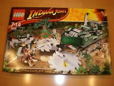 LEGO® Indiana Jones 7626 Dschungelfräse NEU OVP NEW MISB