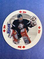 1998-99 Bicycle Playing Cards Ace Of Diamonds Dominik Hasek Buffalo Sabres