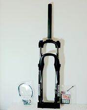 "New ROCKSHOX fork XC30 26 "" Remote Lock bike Disc Suspension Oil 1-1/8"" xc28 1"