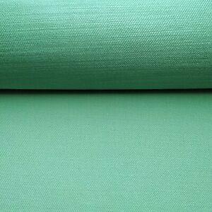 Premium turquoise teal canvas cotton fabric 140cm wide