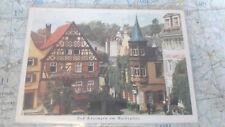 Bad Kissingen am Marktplatz AK Postkarte 2091