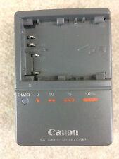 Original Canon CG-580 charger PowerShot G6 G5 G3 ,EOS 50D 40D 30D 20D 300D Rebel