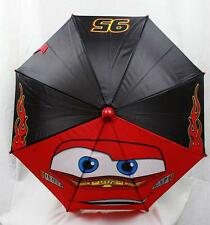 Cars Lighting McQueen Disney Cars Umbrella-  New with Tags Red/ Black