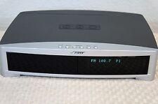 BOSE AV 3-2-1 S II MEDIA CENTER - AM/FM/CD/DVD RECEIVER