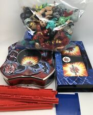 Lot of BAKUGAN Battle Brawlers Toys, Metal & Regular Cards: 2006 - 2011 (RF876)