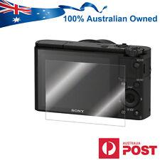 LCD Screen Protector Guard for Sony RX100 IV III II RX1 1R Digital Camera AUS