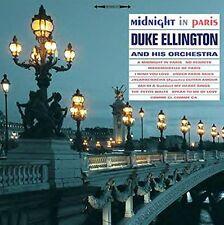 Duke Ellington y su orquesta-Medianoche en París (180g Vinilo Lp) Nuevo/Sellado