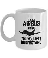 Airbus Coffee Mug