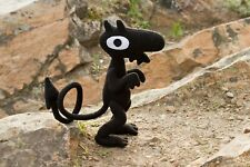 Disenchantment inspired - Luci plush - handmade soft toy with wire frame in the