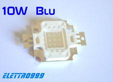 LED 10W BLU 460-470nm ideale per acquario marino, reef barriera.