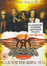 Aerosmith : Rock for the rising sun (DVD)