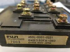 FUJI A50L-0001-0221/6MBI150FA-060 Module