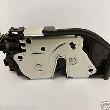 Genuine BMW door latch lock with motor  n/s left hand side 51217202145