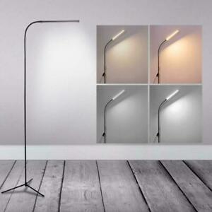 Adjustable LED Floor Lamp Light Standing Reading Office Dimmable Corner Lamp