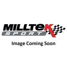 MILLTEK ssxm023 Grande Diametro interno tubo di scolo & DE CAT Mini mk2 r56 Cooper S 1.6i Turbo