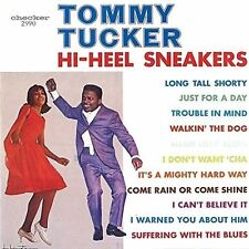 Hi-Heel Sneakers [Audio CD] TUCKER TOMMY with Tracking# New Japan