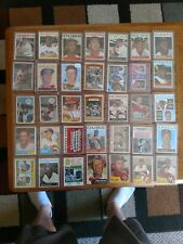 Huge Lot of 1000's Baseball Card Collection including 1950's through 2000 Read!