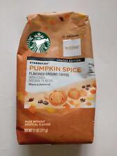 Starbucks Limited Edition Pumpkin Spice Flavored Ground Coffee