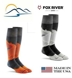 Fox River Best Mens Value Wool Ski Sock Prima Lift #5153