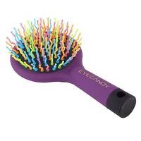 Hot Sale Rainbow S Wave Curl Air Volume Brush Abundant hair Detangling Comb BN