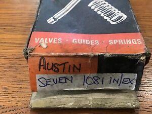 Austin Seven Inlet Or Exhaust Valves 1935/39
