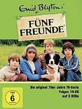ENID BLYTON: FÜNF FREUNDE BOX 2 FOLGEN 14-26  3 DVD NEU