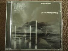 CRAIG ARMSTRONG - AS IF TO NOTHING - CD/ALBUM - CDSAD13 - 2002
