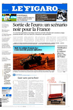 Le Figaro 9.3.2017 n°22575*SORTIE d'EURO*FOOT humiliation*COLETTE*WIKILEAKS*CIA