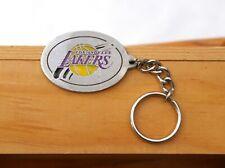 Los Angeles Lakers Basketball Official Nba Licensed Metal & Enamel Keychain