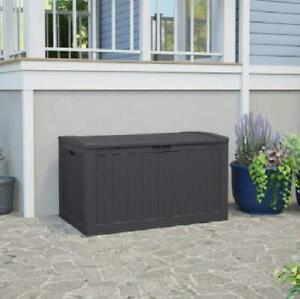 Suncast 134 Gallon Deck Box