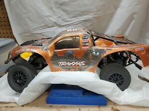 Traxxas Slash 2wd Brushless,  Castle Creation Esc And Motor