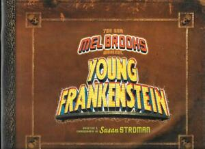 Mel Brooks' - YOUNG FRANKENSTEIN  Souvenir Program (2007) Great!